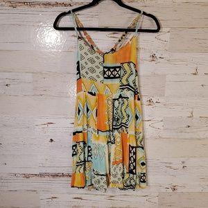 Billabong colorful dress